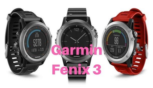 Výprodej Garmin Fenix 3 78107f9e89