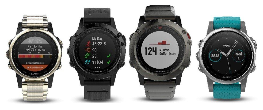 Garmin Fénix3. Jsou dvě základní řady hodinek ... e9d2cd60e9