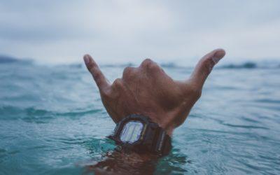 Mohu do moře se sportovními hodinkami?