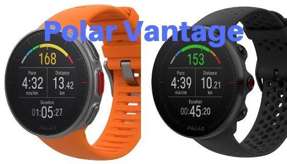 Sportovní hodinky Polar Vantage - SportiGo.cz b5f53072fb
