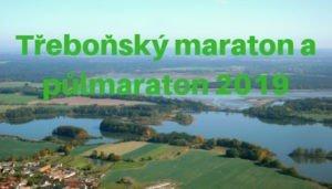 Třeboňský maraton a půlmaraton 2019