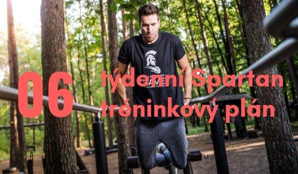 6 týdenní Spartan tréninkový plán. Chcete vyzkoušet Spartan race 2fa1c5b917