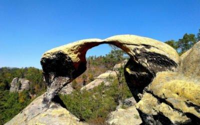 Za tajemstvím Příhrazských skal