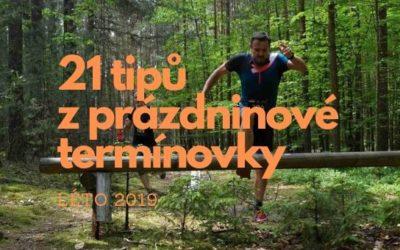 21 tipů z prázdninové termínovky běžeckých závodů