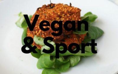 Vegan a sport. Praktické tipy a inspirace.
