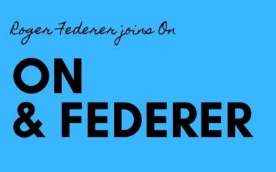 On Running & Roger Federer
