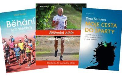 3 novinky do běžecké knihovny