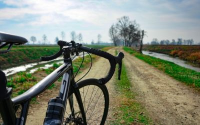 Gravel bike, gravel kolo