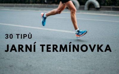 30 tipů z jarní běžecké termínovky