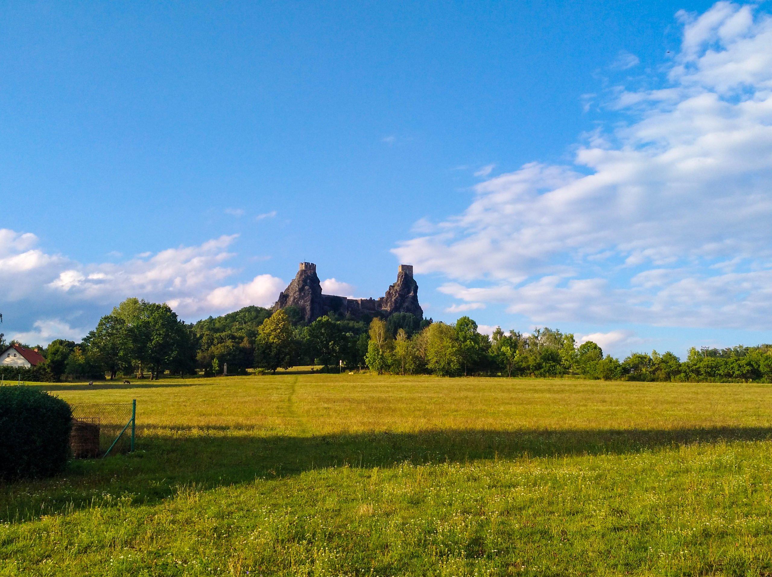 hrad Trsoky