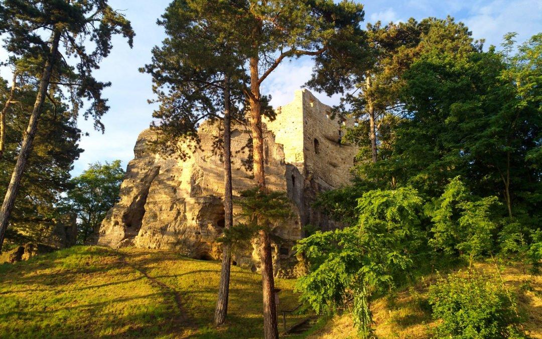 Velký okruh okolo Příhrazských skal