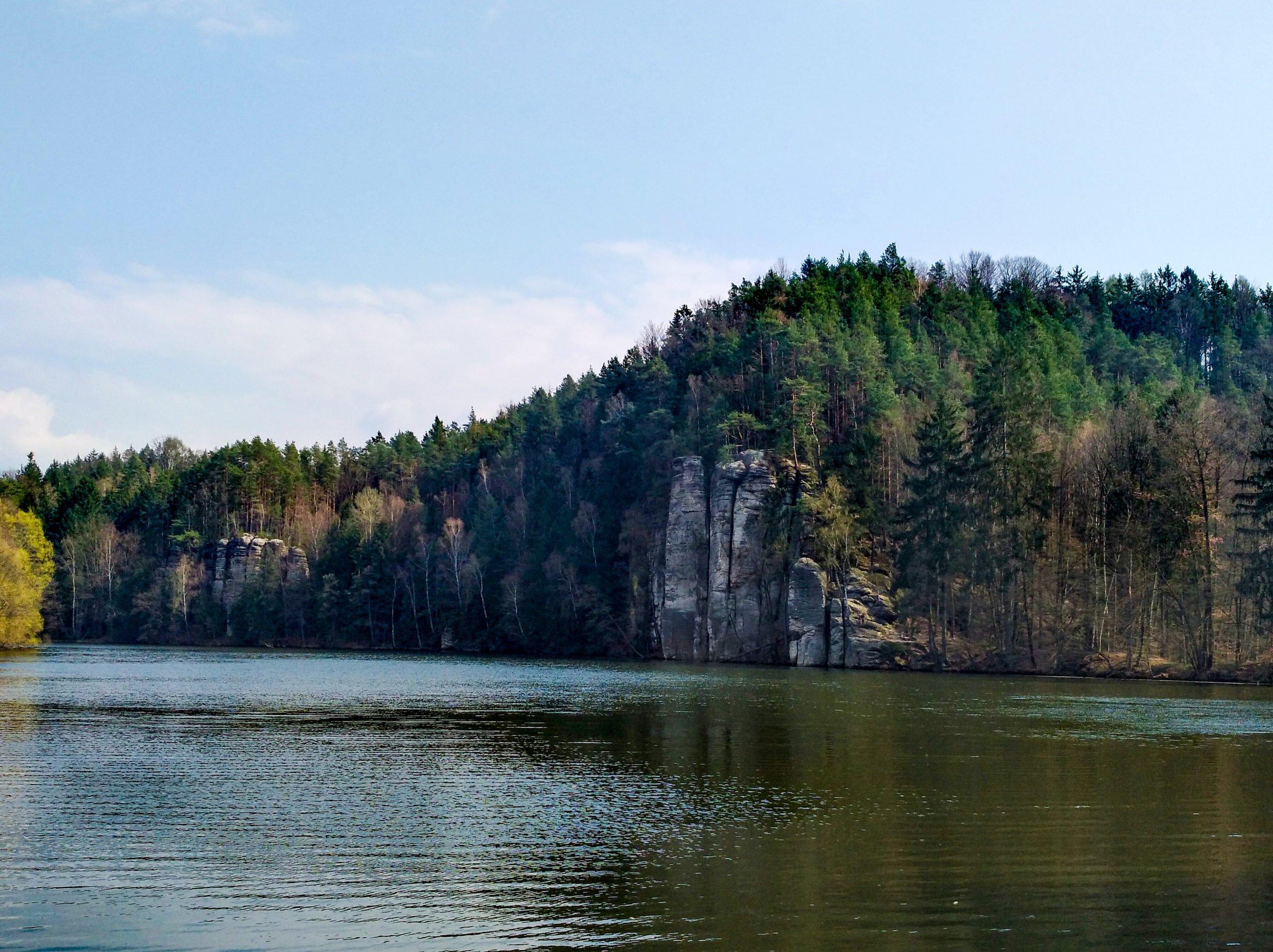 Věžák - Věžický rybník