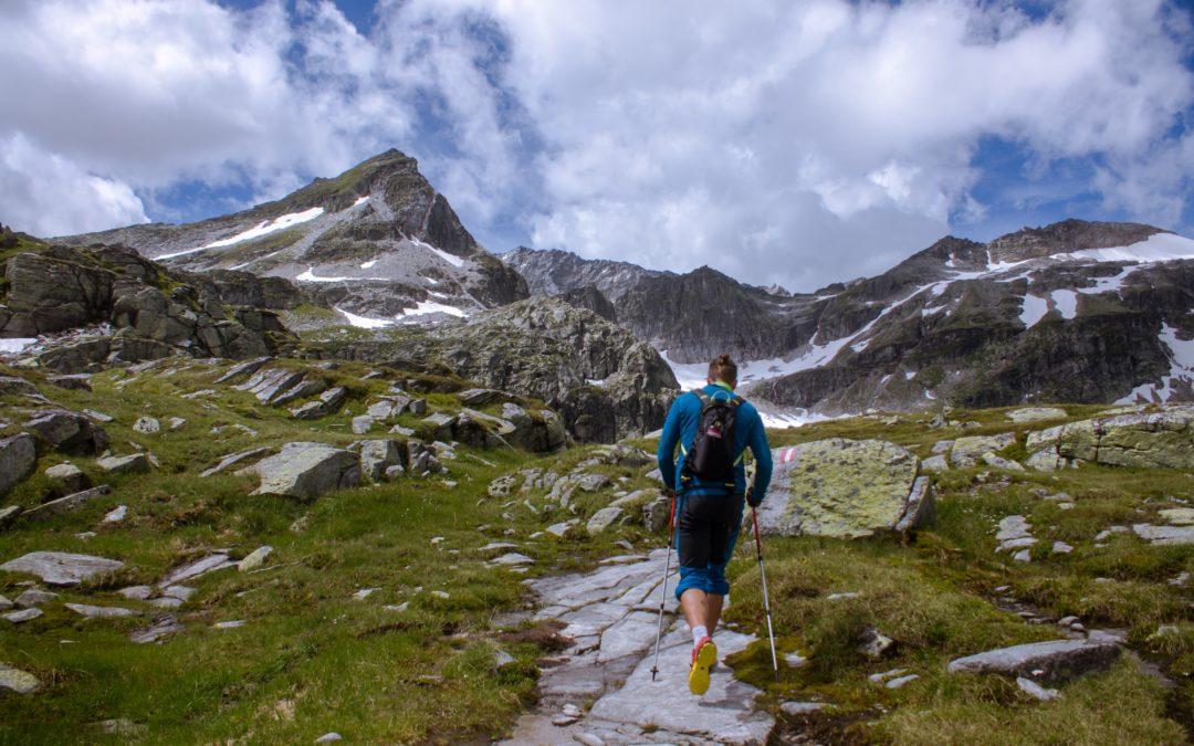 Vyzkoušejte Speed hiking