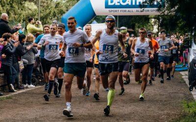 Charitativní běžecký závod Josyma běh 2020