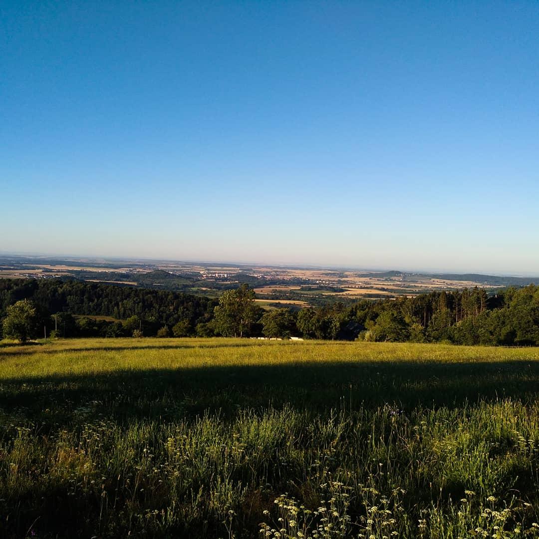Český ráj, výhled od Tábora