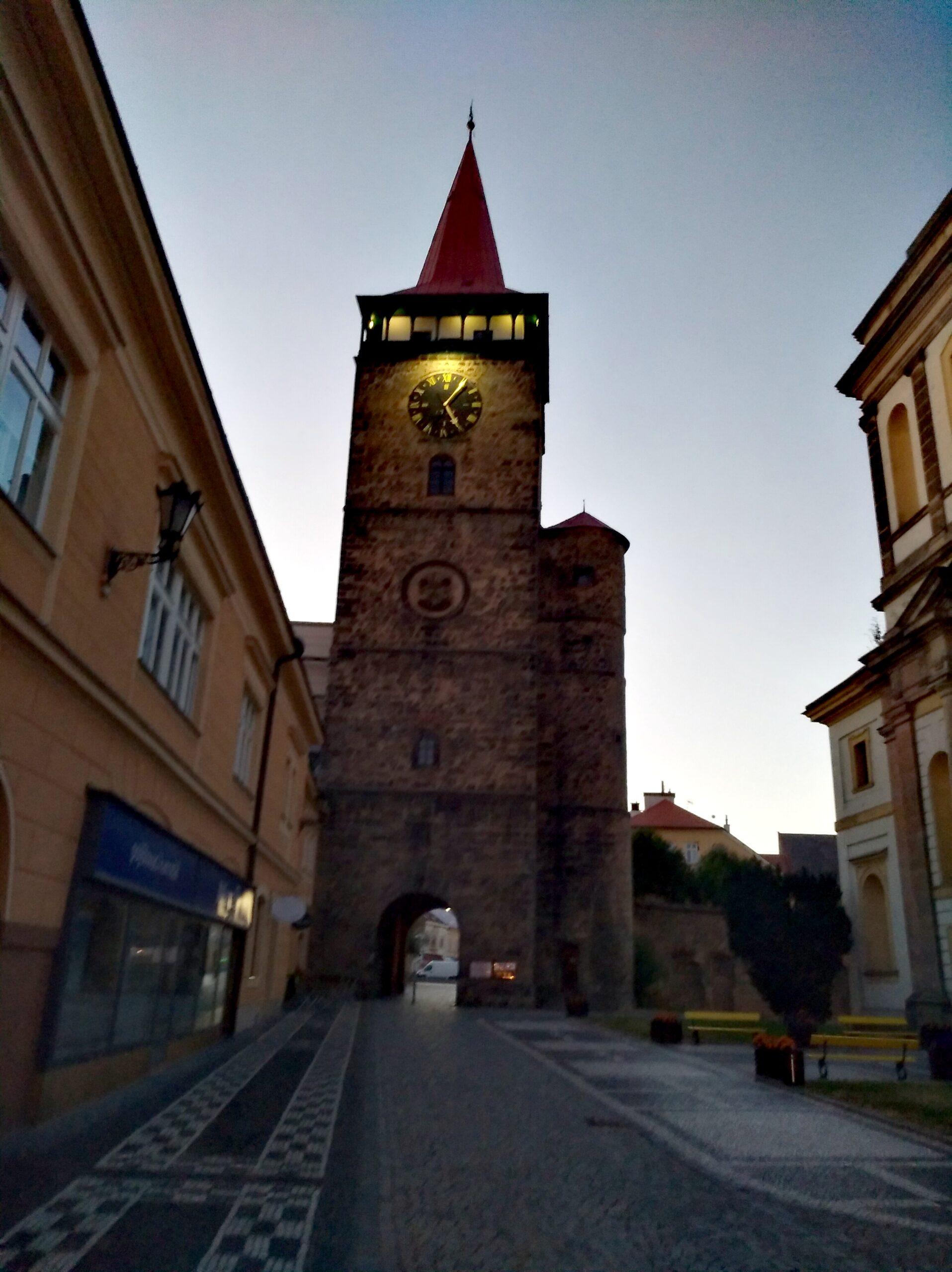 Valdická brána, Jičín