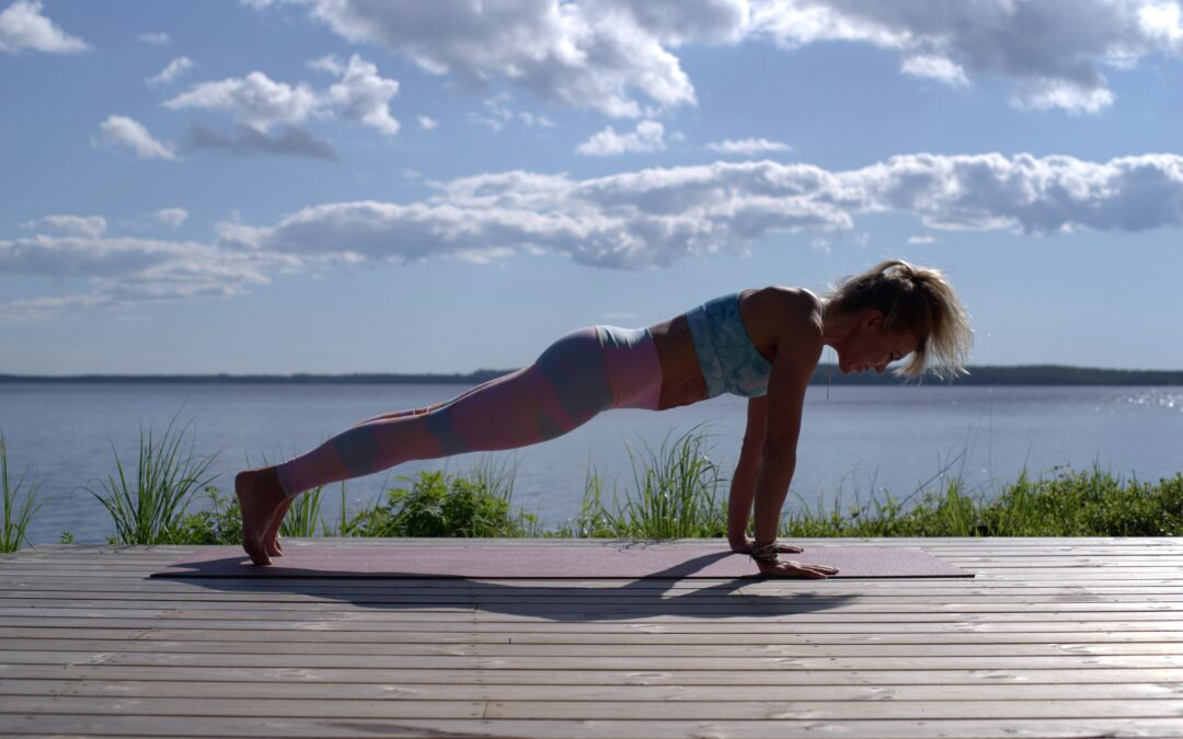 Prkená výzva  – 30 denní plank challenge