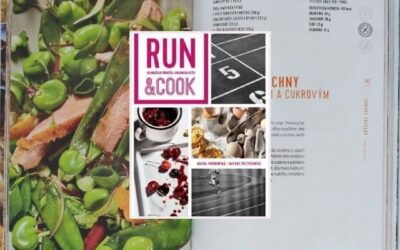 Run & Cook: Kulinářská příručka správného běžce