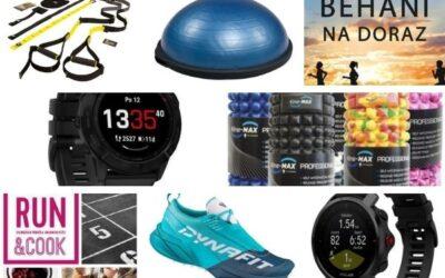 36 tipů na dárky pro běžce a nadšené sportovce