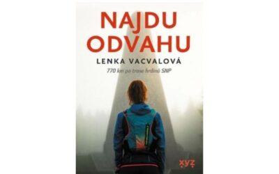 Najdu odvahu, Lenka Vacvalová – recenze