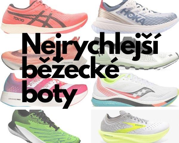 Nejrychlejší běžecké boty