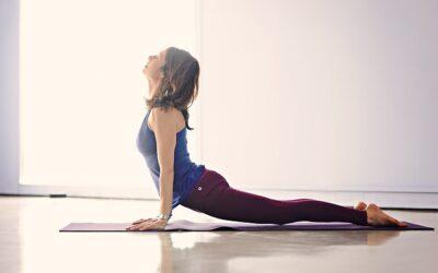 5 zdravotních benefitů jógy