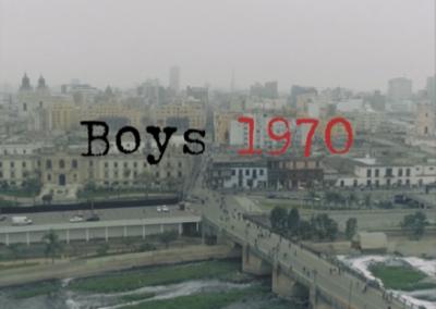 Boys 1970 aneb vteřiny věčnosti