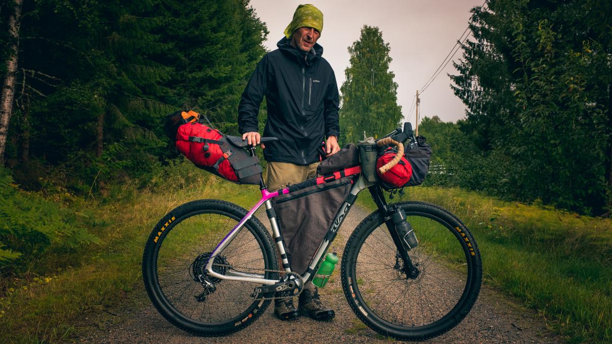 Dag Raška, bikepacking.cz