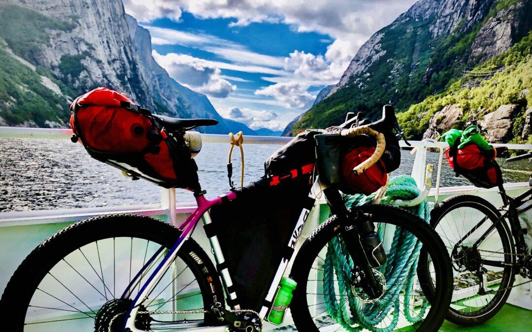 Velký rozhovor o bikepackingu