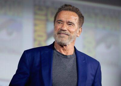 Arnold Schwarzenegger – motivační proslov