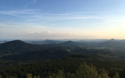 Prominentní Vrcholy Lužických Hor