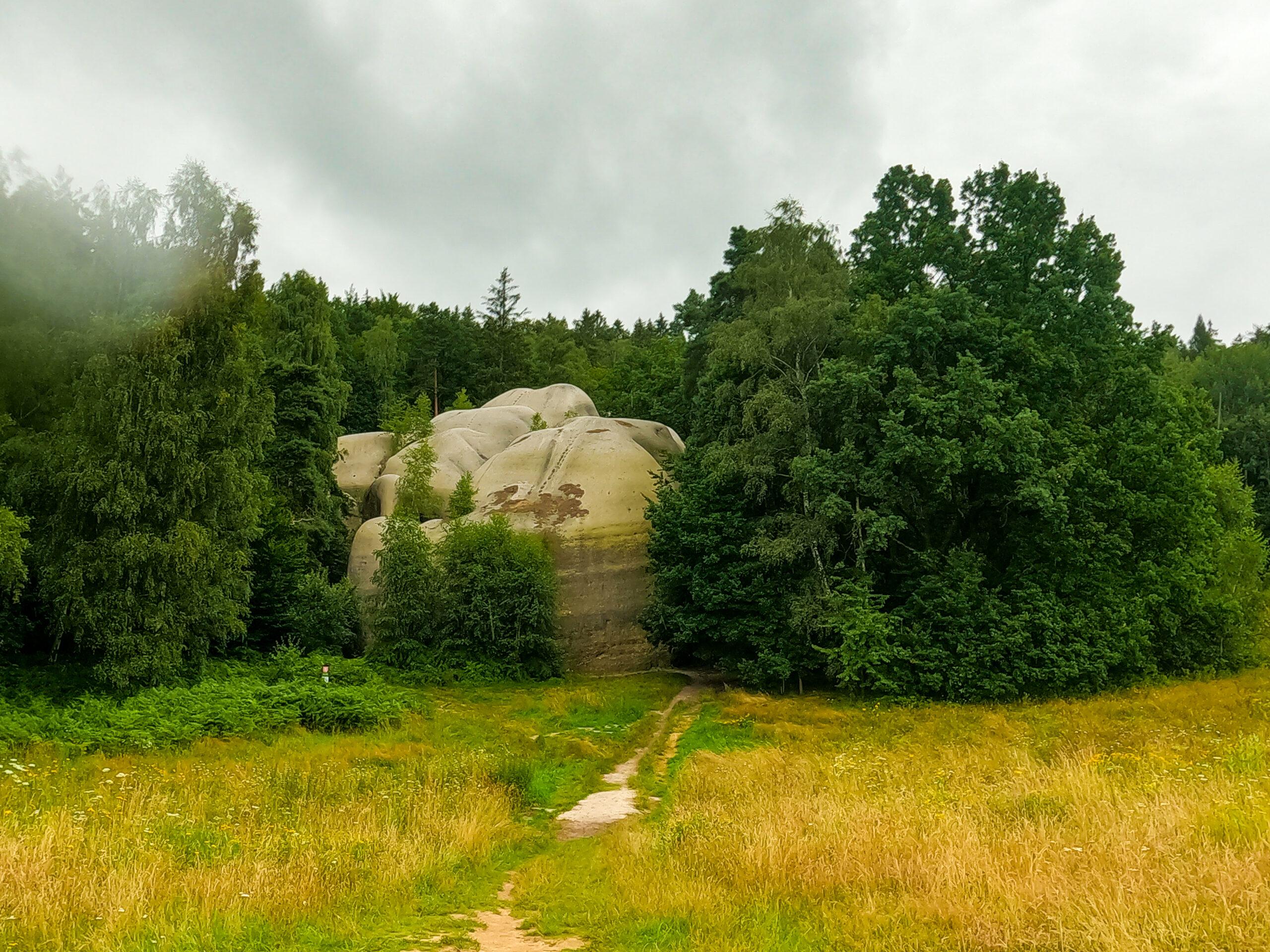 Bílé kameny ( Sloní kameny )